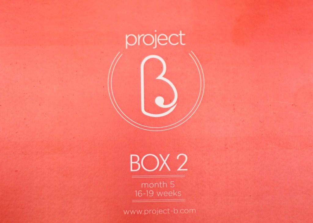 PROJECT B – BOX 2