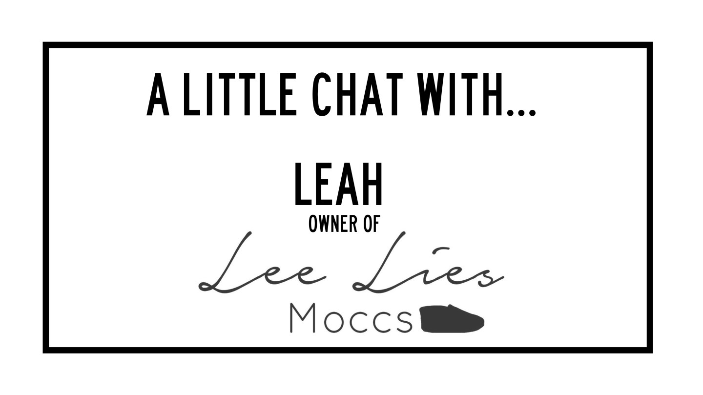 lee lies moccs