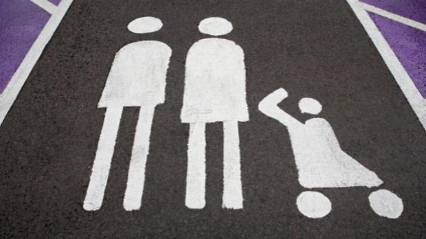 child parking misused