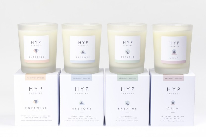 hyp pregnancy candles