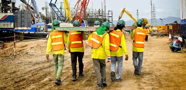 Construction Safety Using Technology to Keep Workers from Falling Through the EHS Cracks