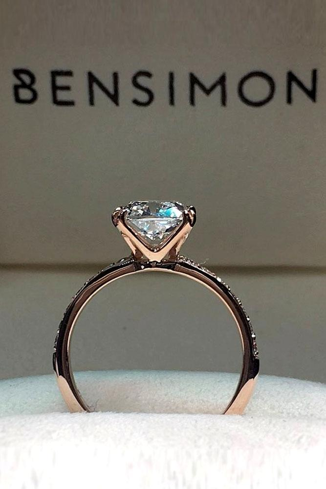 33 Incredibly Beautiful Diamond Engagement Rings Oh So Perfect Proposal