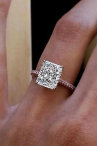 36 Incredibly Beautiful Diamond Engagement Rings | Oh So ...