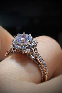 36 Rose Gold Engagement Rings By Famous Jewelers