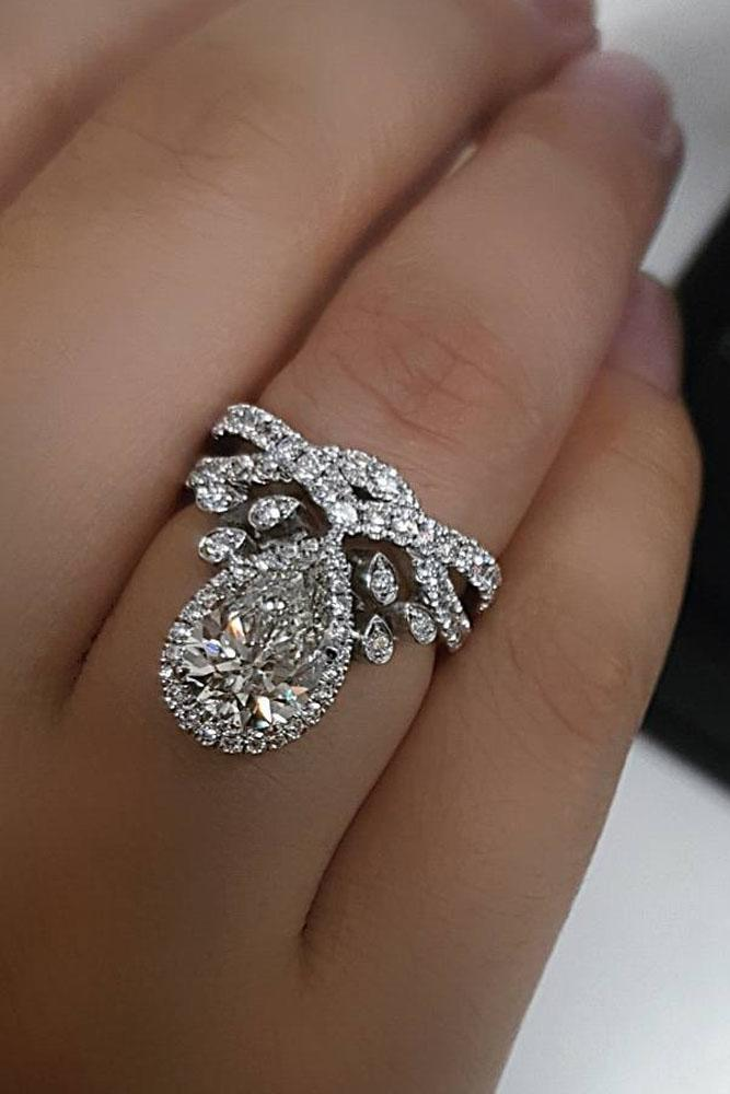 27 Unique Engagement Rings That Will Make Her Happy  Oh So Perfect Proposal