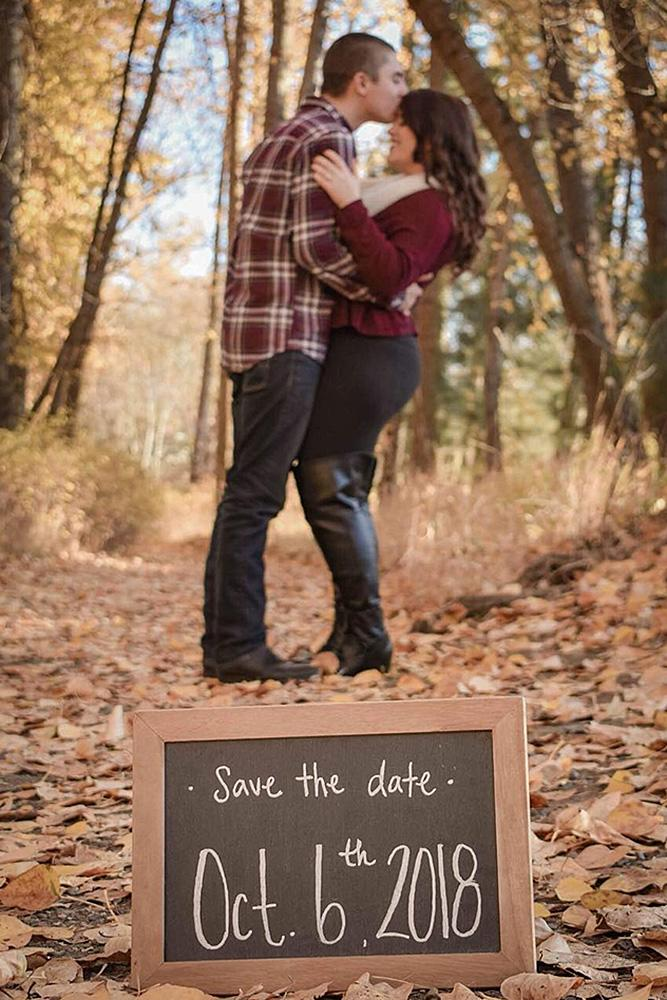 36 Creative And Unique Save The Date Ideas  Oh So Perfect