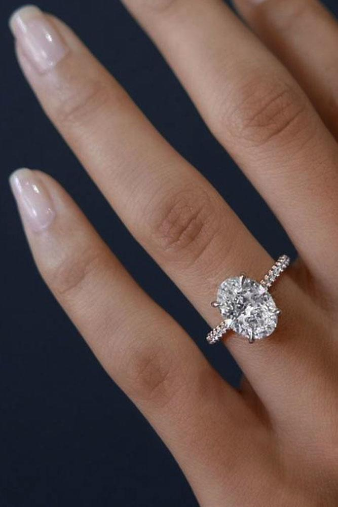 21 Perfect Solitaire Engagement Rings For Women  Oh So