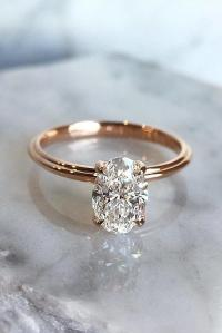 27 Simple Engagement Rings For Girls Who Love Classic