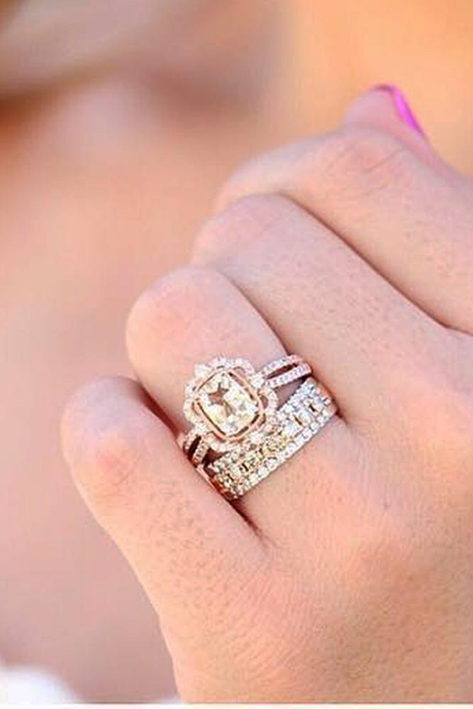 42 Vintage Wedding Rings For Brides Who Love Classic Oh