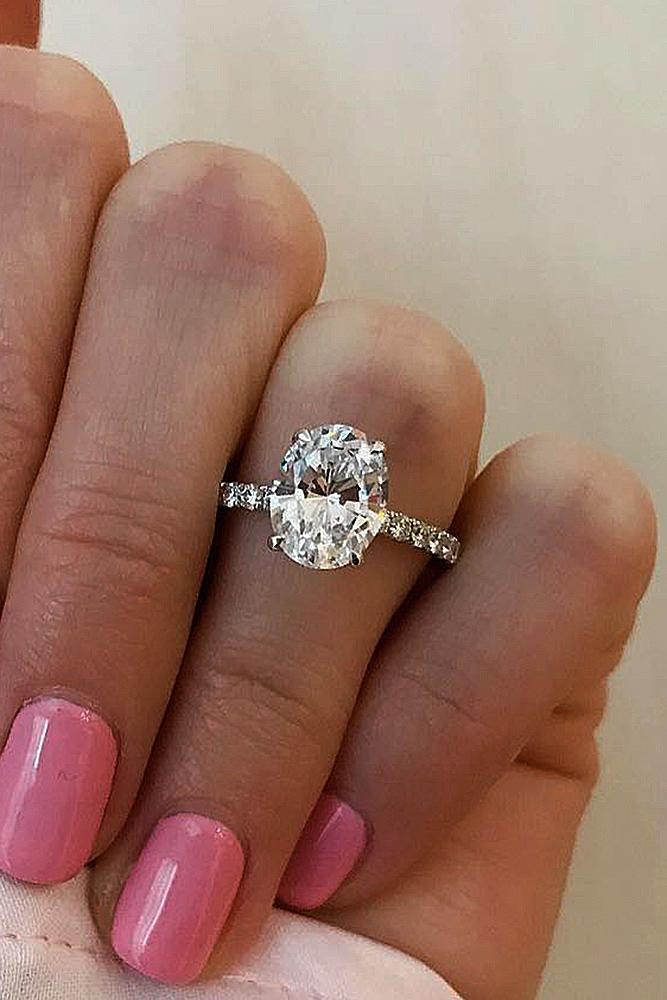 36 Classic Engagement Rings For The Timeless Bride Oh So Perfect Proposal
