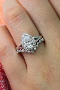 36 Beautiful Wedding Ring Sets For Your Girl | Oh So ...