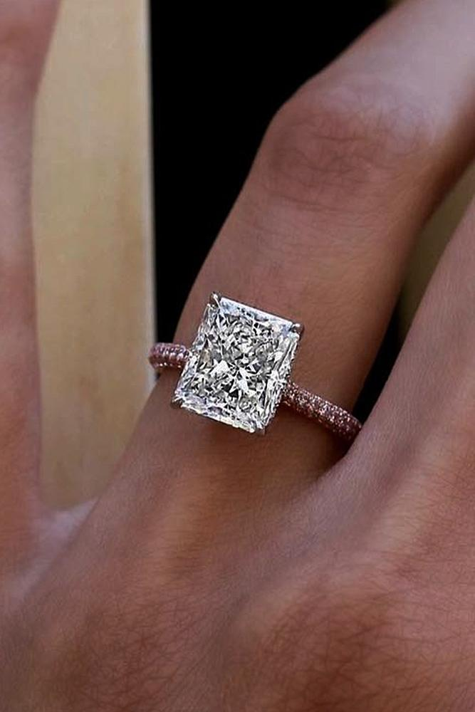 39 Best Rose Gold Engagement Rings For A Tender Look Oh So Perfect Proposal