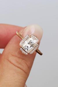 27 Best Vintage Engagement Rings For Romantic Look | Oh So ...