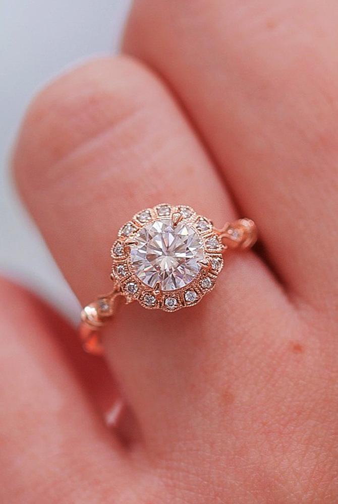 39 Best Vintage Engagement Rings For Romantic Look Oh So