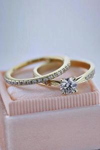 33 Inspiring Best Brilliance Wedding Ring Sets   Oh So ...
