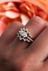 30 Beautiful Wedding Ring Sets For Your Girl | Oh So ...