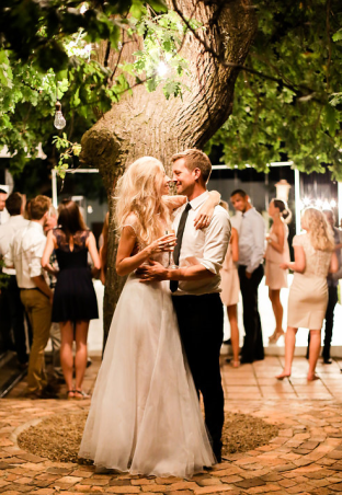 Michelle&Jason by Cape Town wedding planner. Oh So Pretty Weddding Planning