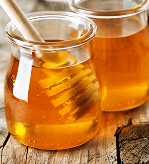 Avoid Honey on a vegan diet