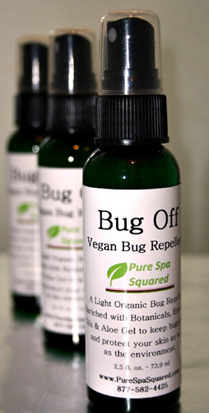 Bug Off Natural Insect Repellant