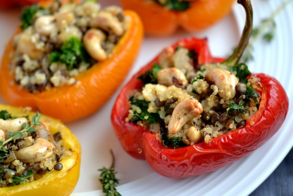 Emma's Stuffed Bell Peppers