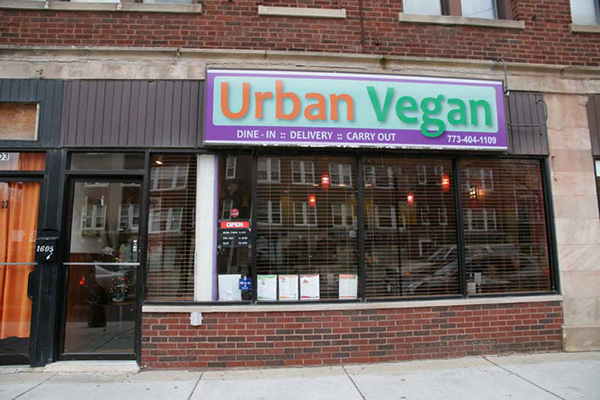 Urban Vegan Restaurant
