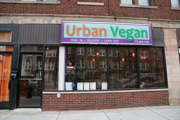 Urban Vegan Restaurant