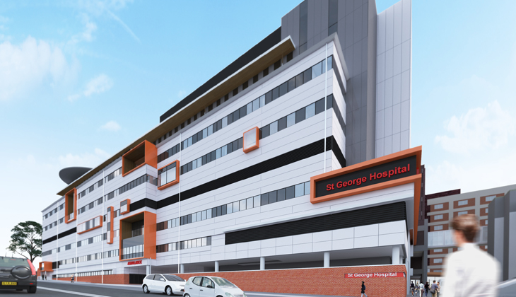 St George Hospital Redevelopment