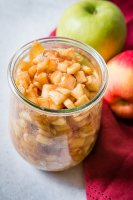 Pie season is here and therefore it's time to share our family favorite recipe for easy homemade apple pie filling. And bonus, you can freeze pie filling! ohsweetbasil.com