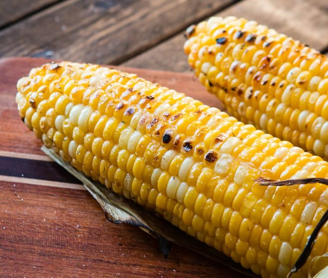 The Secret To The Best Grilled Corn On The Cob Video Oh Sweet Basil