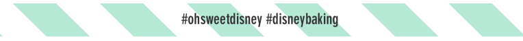 Oh Sweet Disney Disney Baking Disney Recipes Banner