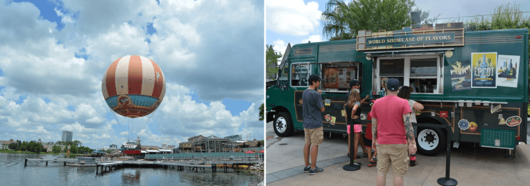 Disney Springs Recipes