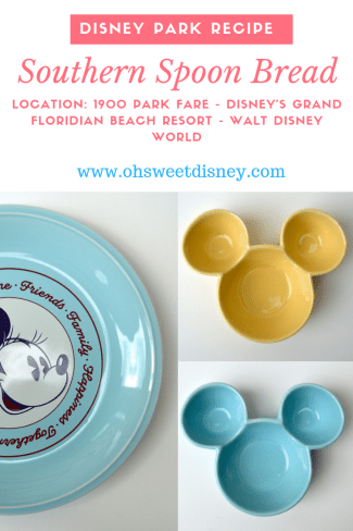 Disney parkrecipe