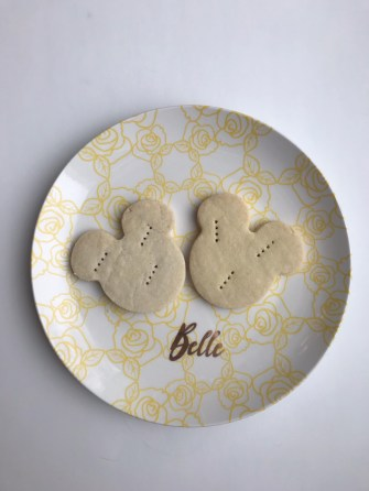 Shortbread Mickey Recipe