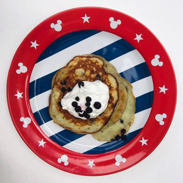 Blue Berry Pancakes