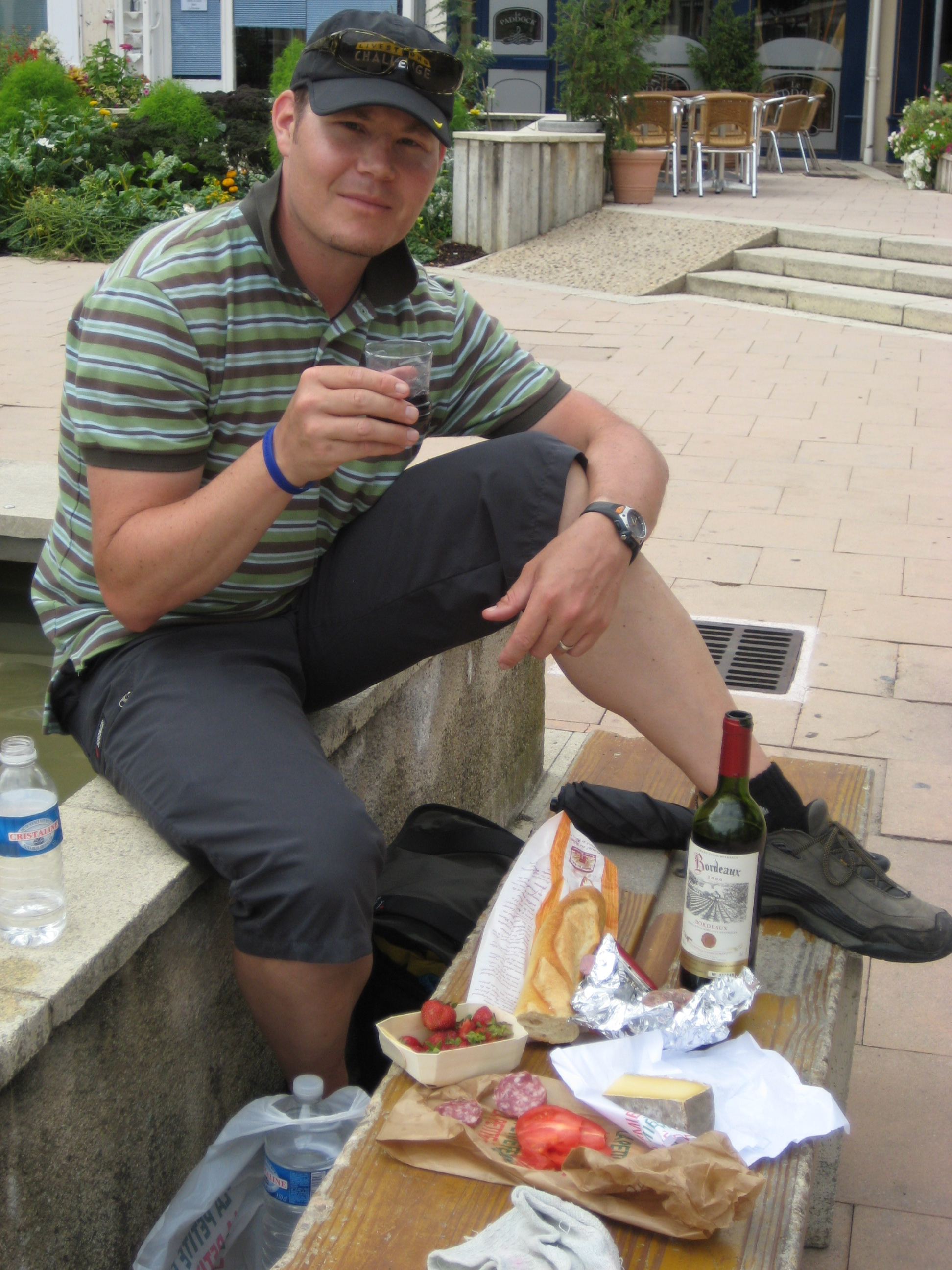Picnic in St. Armand Mortrond