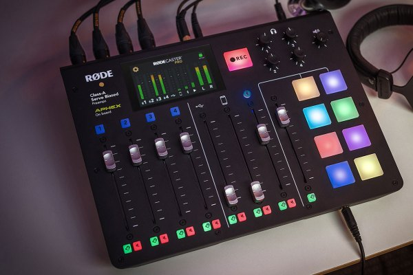 The Rode Procaster Pro: A New Option for Remote Podcast Recording