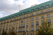 Old Images of Hotel Adlon Berlin