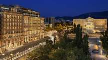 Mary Gostelow' Hotel Of Week Athens' Luxury