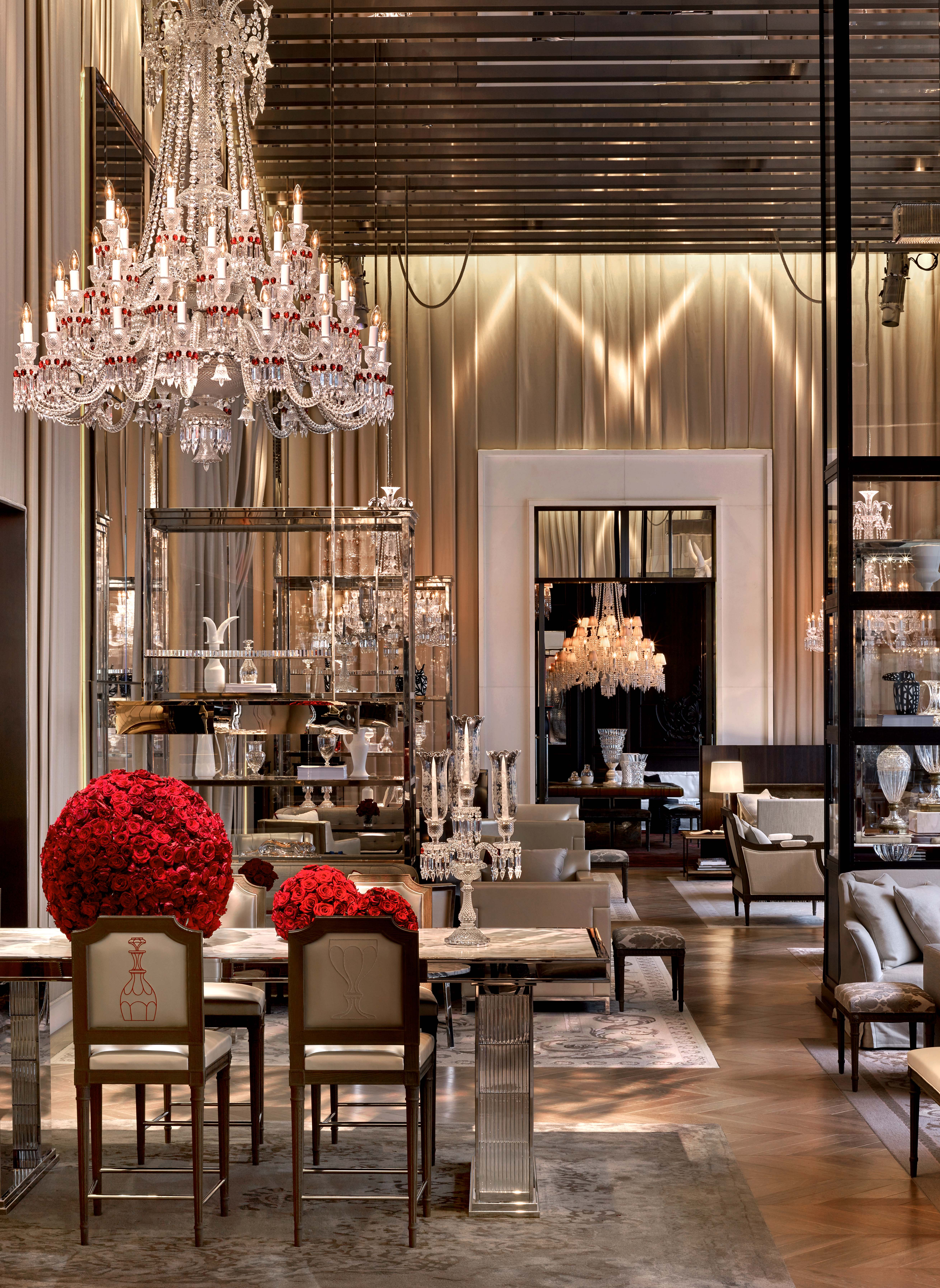 Mary Gostelows Hotel of the Week Baccarat Hotel New York