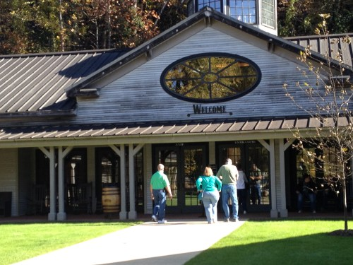Visitor Center, Jack Daniel Distillery