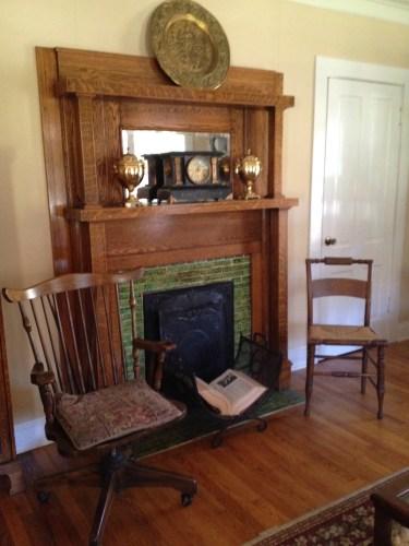 fireplace GreenRose of Raus