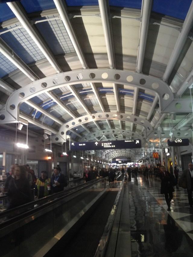 Terminal C: Chicago O'Hare