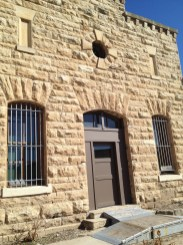 Stonework: Old Idaho Penitentiary
