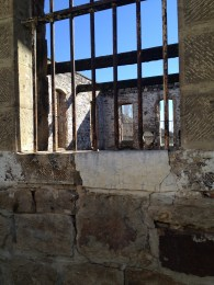 Shadows: Old Idaho Penitentiary