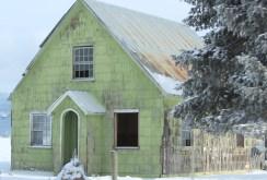 Abandoned along Idaho 55
