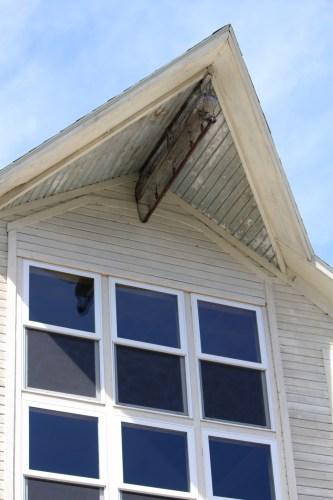 Roofline -- Dahmen Barn