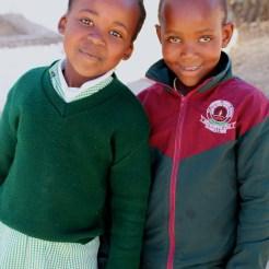 children of Lesotho