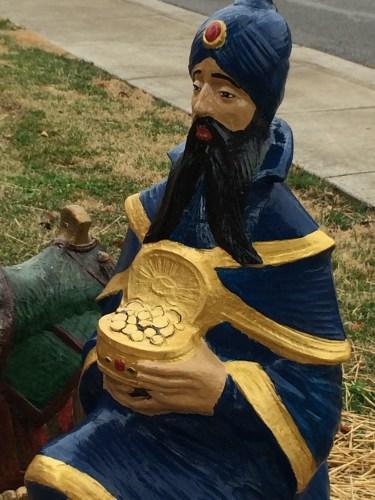 King bearing gifts, Franklin, TN