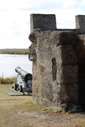 Fort Frederica National Monument, St. Simons Island, Georgia