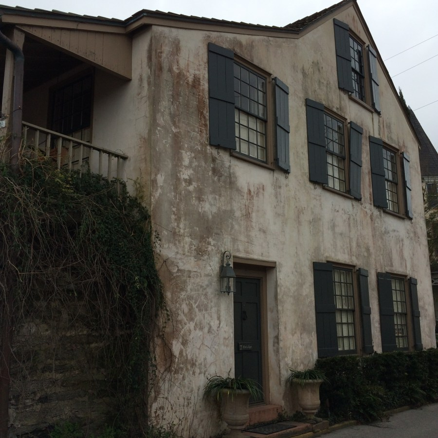 Lovely old home aged by time, St. Augustine